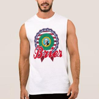 Brier, WA Camisetas Sin Mangas