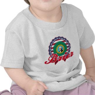 Brier, WA Camiseta