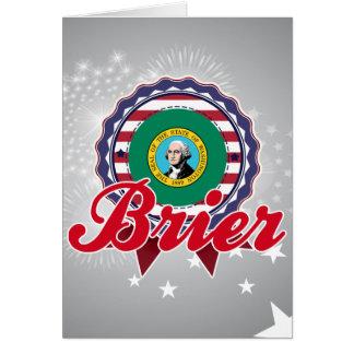 Brier, WA Felicitación