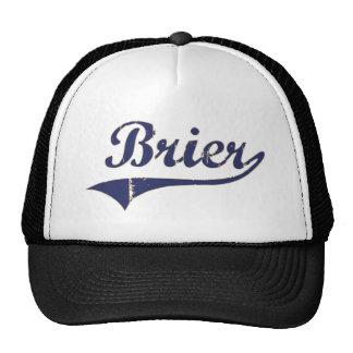 Brier Washington Classic Design Mesh Hat