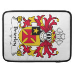 Brierley Family Crest Sleeves For MacBooks
