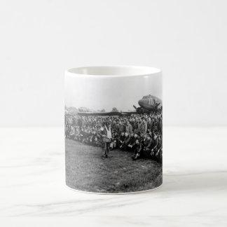 Brig. Gen. Anthony C. Mcauliffe_War image Coffee Mug