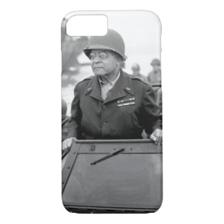 Brig. Gen Benjamin O. Davis watches_War image iPhone 7 Case