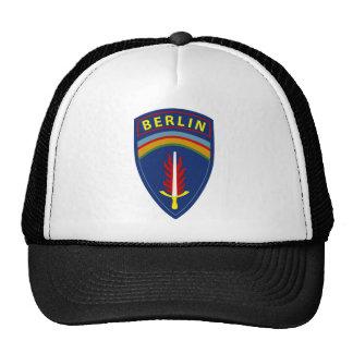 Brigada de Berlín del ejército Gorras