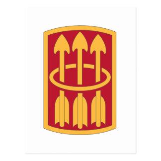 Brigada de la artillería de la defensa aérea 30 tarjeta postal