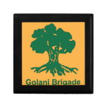 Brigada do Golan, Golani Brigade, Hativat Galoni Jewelry Boxes