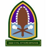 brigada SSI de los asuntos civiles 322d Escultura Fotografica