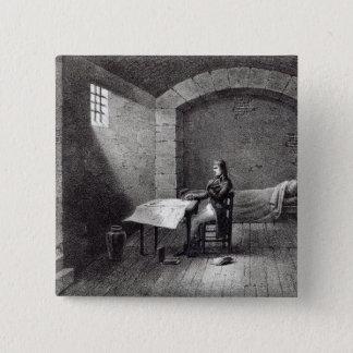 Brigadier-General Bonaparte in prison Pinback Button