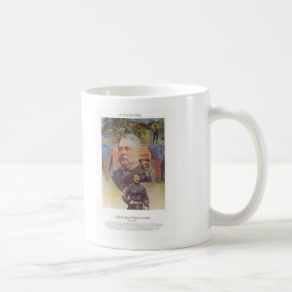 Brigadier General Chester Arthur Citizen Soldier Coffee Mug