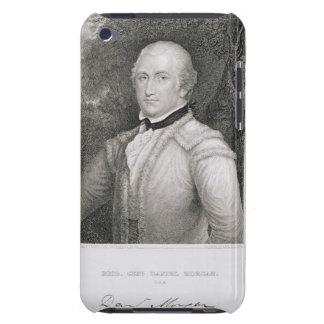 Brigadier General Daniel Morgan (1736-1802) engrav Barely There iPod Case