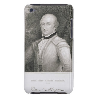Brigadier General Daniel Morgan (1736-1802) engrav Barely There iPod Cover