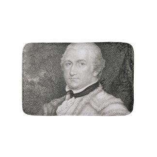 Brigadier General Daniel Morgan (1736-1802) engrav Bath Mat