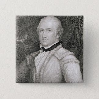 Brigadier General Daniel Morgan (1736-1802) engrav Button