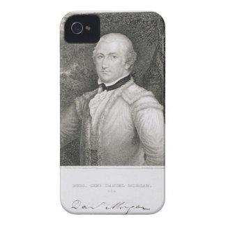 Brigadier General Daniel Morgan (1736-1802) engrav iPhone 4 Case