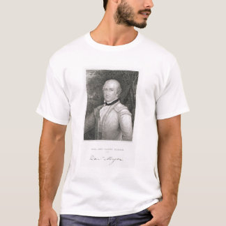 Brigadier General Daniel Morgan (1736-1802) engrav T-Shirt