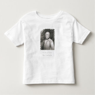 Brigadier General Daniel Morgan (1736-1802) engrav Toddler T-shirt