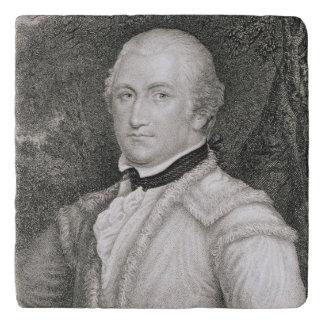Brigadier General Daniel Morgan (1736-1802) engrav Trivet