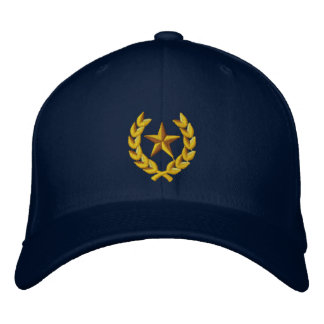 Brigadier General Embroidered Baseball Hat