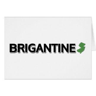 Brigantine, New Jersey Card