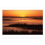 Brigantine NWR at Sunset.jpg Post Cards