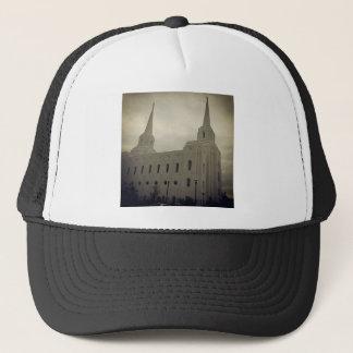 Brigham City LDS Temple, Brigham City, Utah Trucker Hat