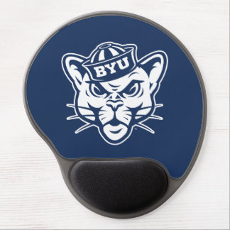 Brigham Young Cougar Gel Mouse Pad