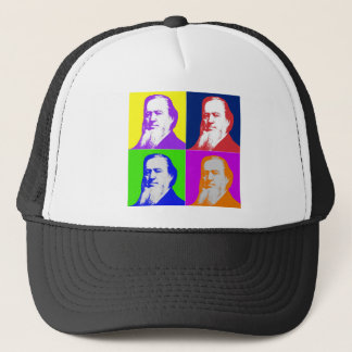 Brigham Young Pop Art Trucker Hat