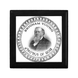 Brigham Young Prophet of God Collector Edition! Trinket Box