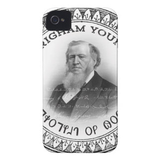 Brigham Young Prophet of God Collector Edition! iPhone 4 Cases