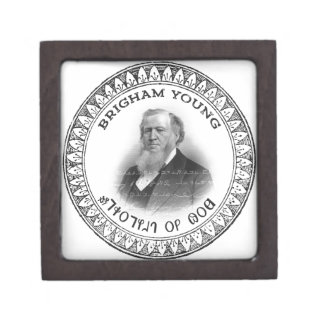 Brigham Young Prophet of God Collector Edition! Premium Jewelry Boxes