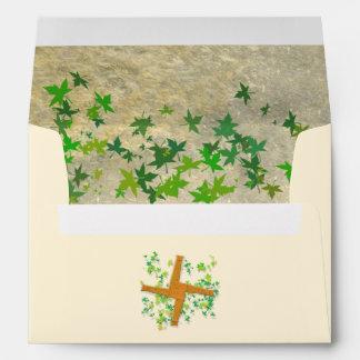 Brighid Cross Envelope