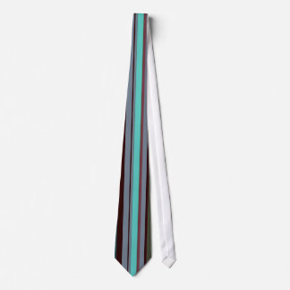 Bright 60s Retro Stripes Tie