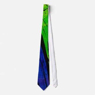 Bright Abstract Groovy Art Neck Tie