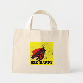 BRIGHT AND BEAUTIFUL POSTERS MINI TOTE BAG
