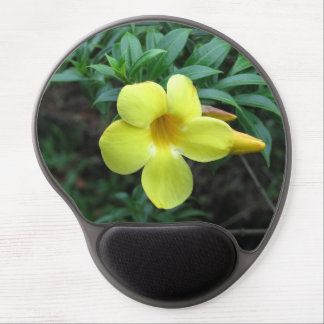 Bright and cheery round mouse pad gel mouse pad