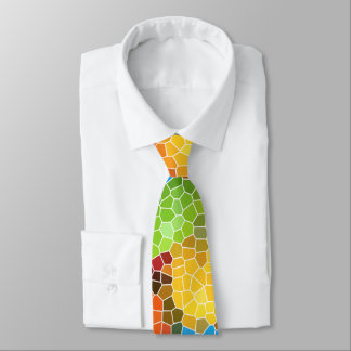 Bright and Colorful Neck Tie