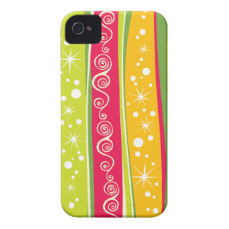 Bright and Happy iPhone 4 Case-Mate Case