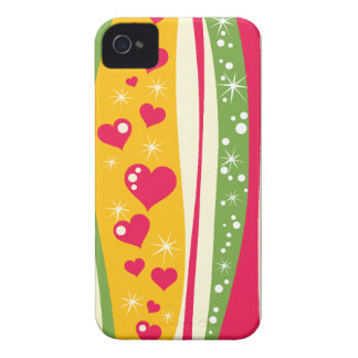 Bright and Happy iPhone 4 Covers