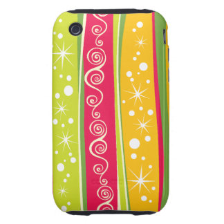 Bright and Happy Tough iPhone 3 Cases