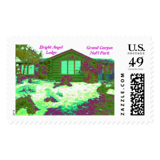 Bright Angel Lodge Postage