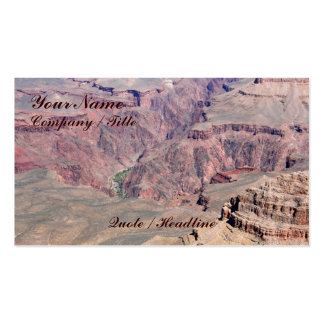 Bright Angel Trail Business Card Templates