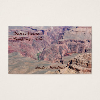 Bright Angel Trail Business Card