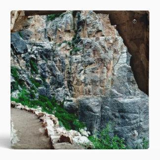 Bright Angel Trail Grand Canyon Binder