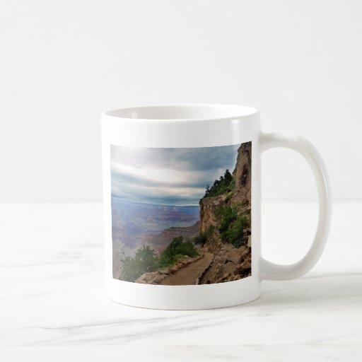 Bright Angel Trail Grand Canyon National Park Coffee Mug