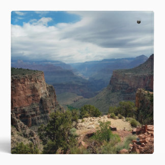 Bright Angel Trail Grand Canyon overlook Binder