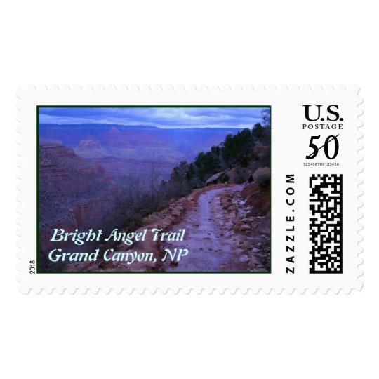 Bright Angel Trail Postage