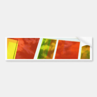 Bright Angles Bumper Sticker