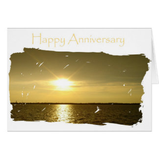 Bright Anniversary for Husband Card