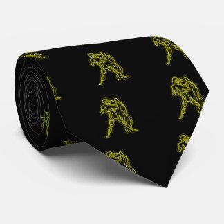 Bright Aquarius Tie