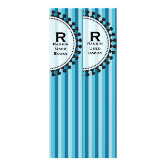 Bright Awnings Lg. Bookmarks Customized Rack Card